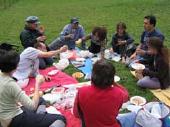 rire et picnic